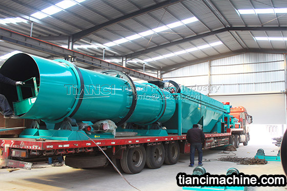 Nigeria NPK Fertilizer Production Line Delivery