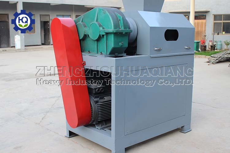 Installation and commissioning of NPK fertilizer granulator with extrusion