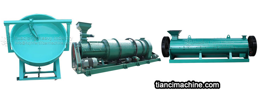 What are the advantages and disadvantages of wet organic fertilizer granulator machine