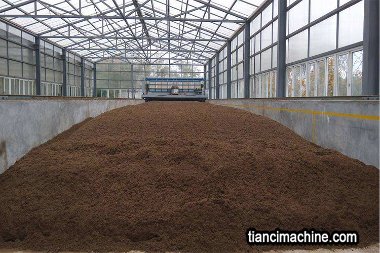 What are the technical points of high temperature composting