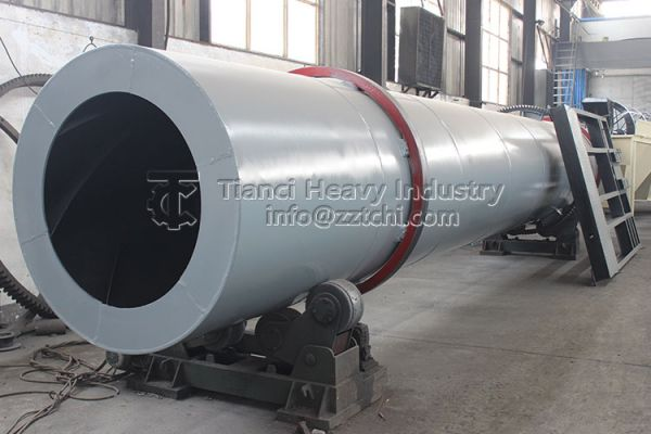 Precautions of chicken manure dryer in operation engineering