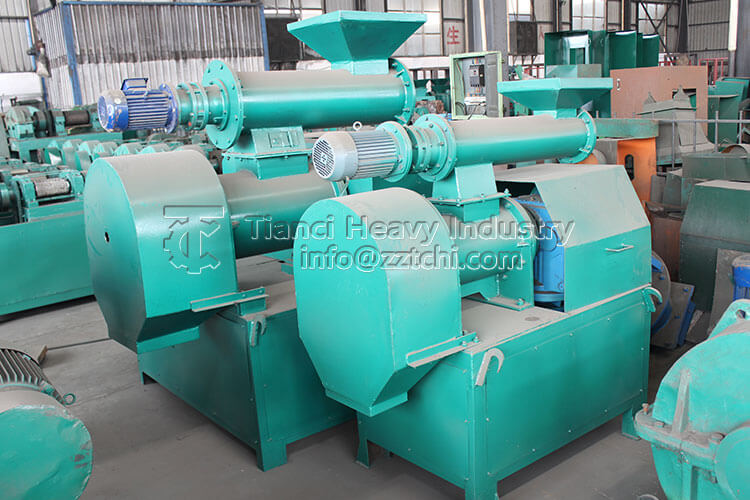 Ring Die Organic Fertilizer Granulator