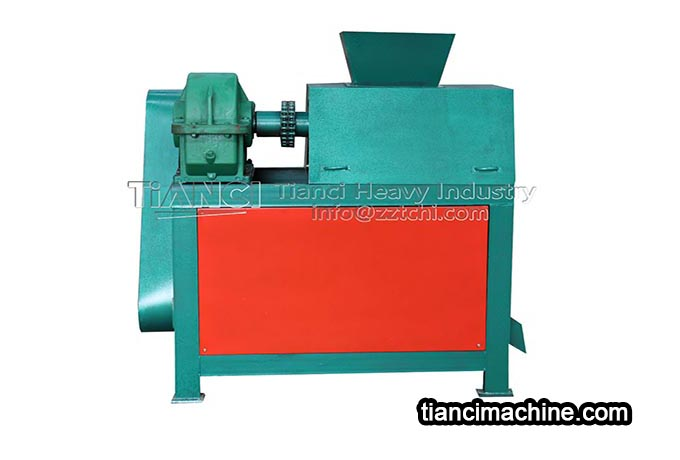 What are the factors that affect the price of double roller granulator?
