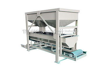 Multiple Hoppers-Single Scale Batching System