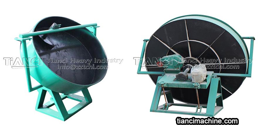 What are the granulation requirements of disc organic fertilizer granulator machine