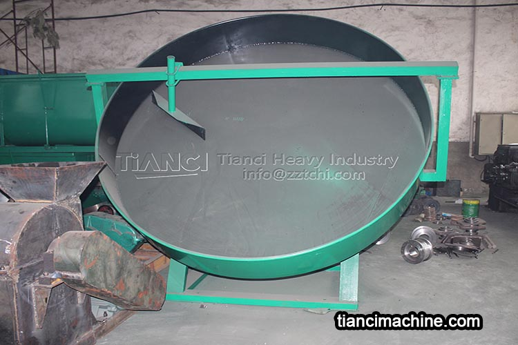 What are the advantages and characteristics of disc granulation equipment?